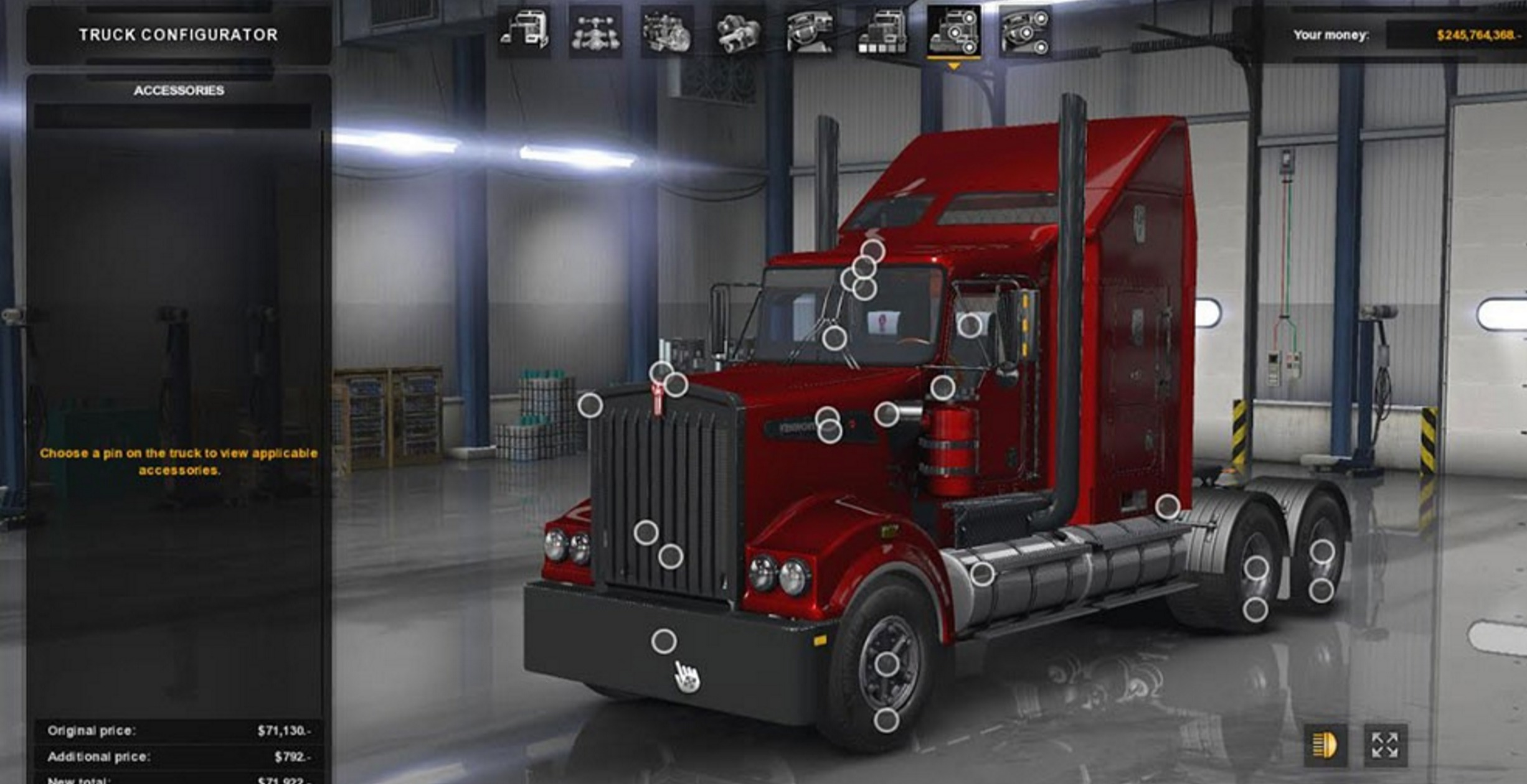 Kenworth T908 Truck Mod Ats Mod American Truck