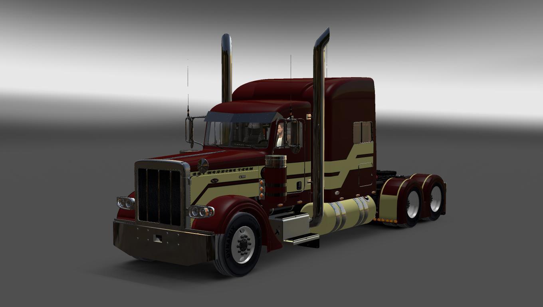 PETERBILT 389 V2.0 ATS TRUCK - ATS Mod | American Truck Simulator Mod