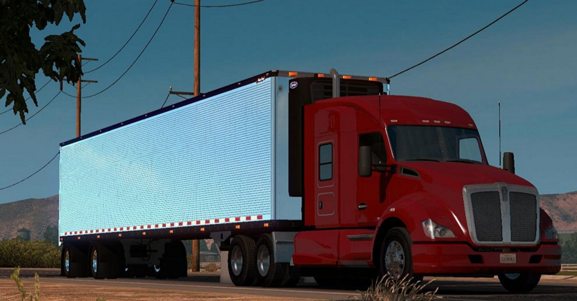 Trailers Pack by Pinga for ATS - ATS Mod | American Truck