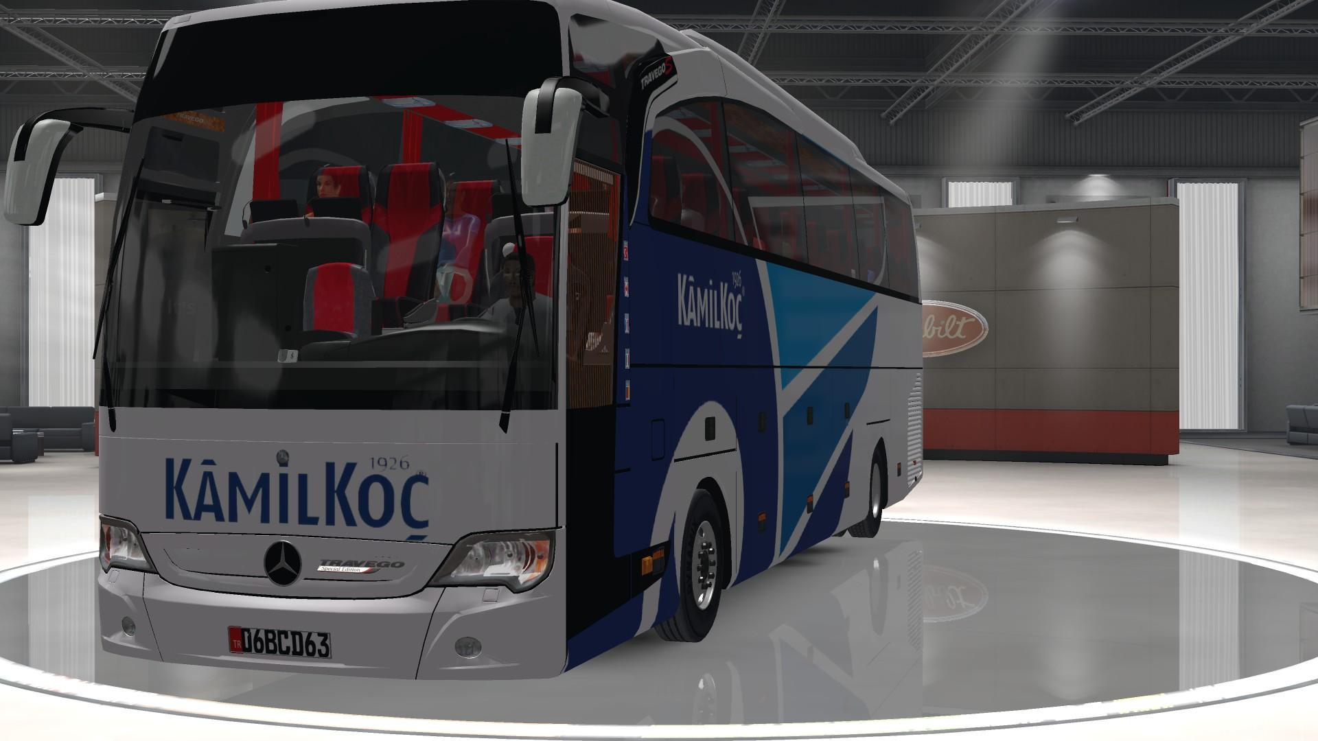 TravegoSHD15 Bus v1 1 0 0 for ATS - ATS Mod | American Truck