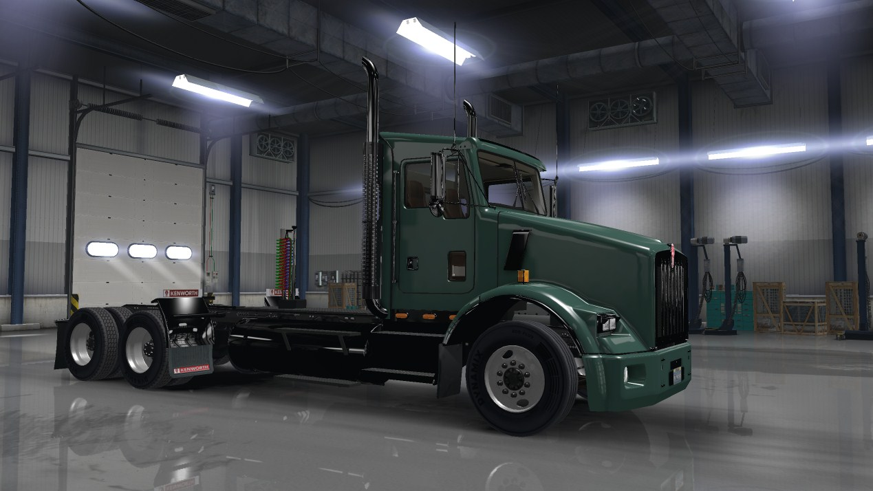 Truck Pack For Ats