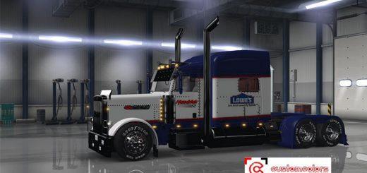 Kenworth T680 Stevens Transport Skin Ats Mod American Truck Simulator Mod
