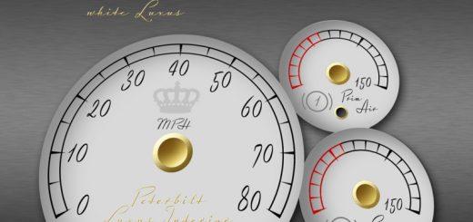 Peterbilt Dash Clock