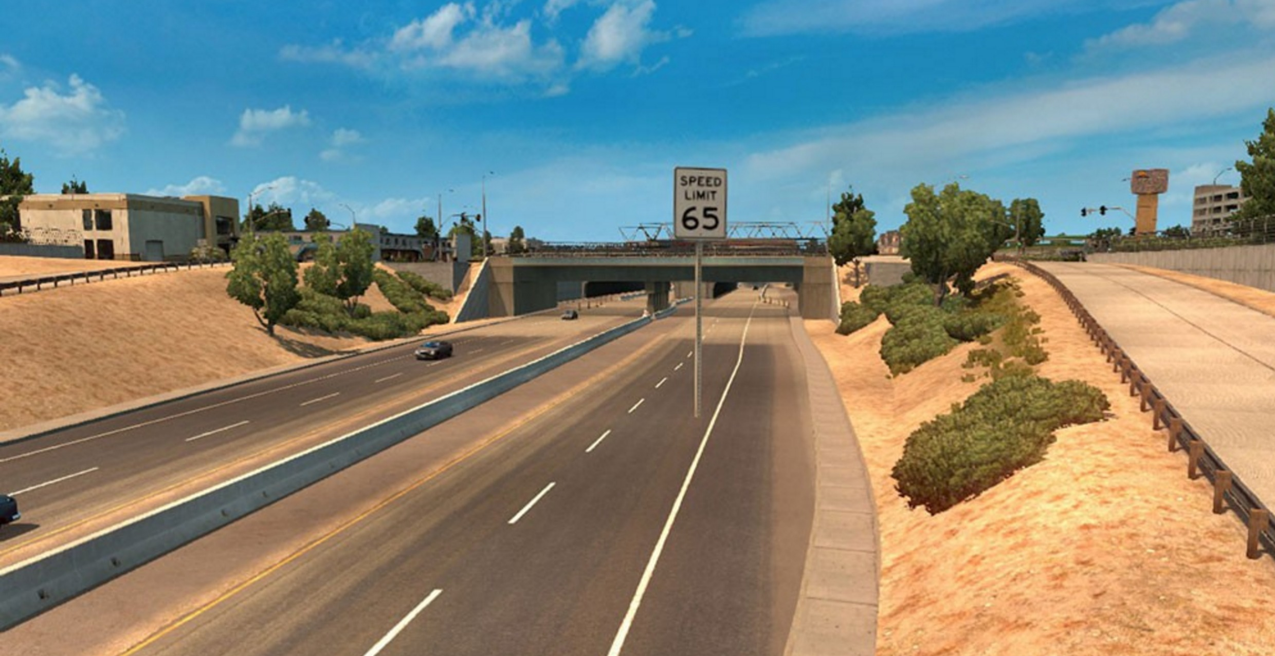 Speed Limit Fixes For ATS ATS Mod American Truck Simulator Mod - Us highway speed limits map