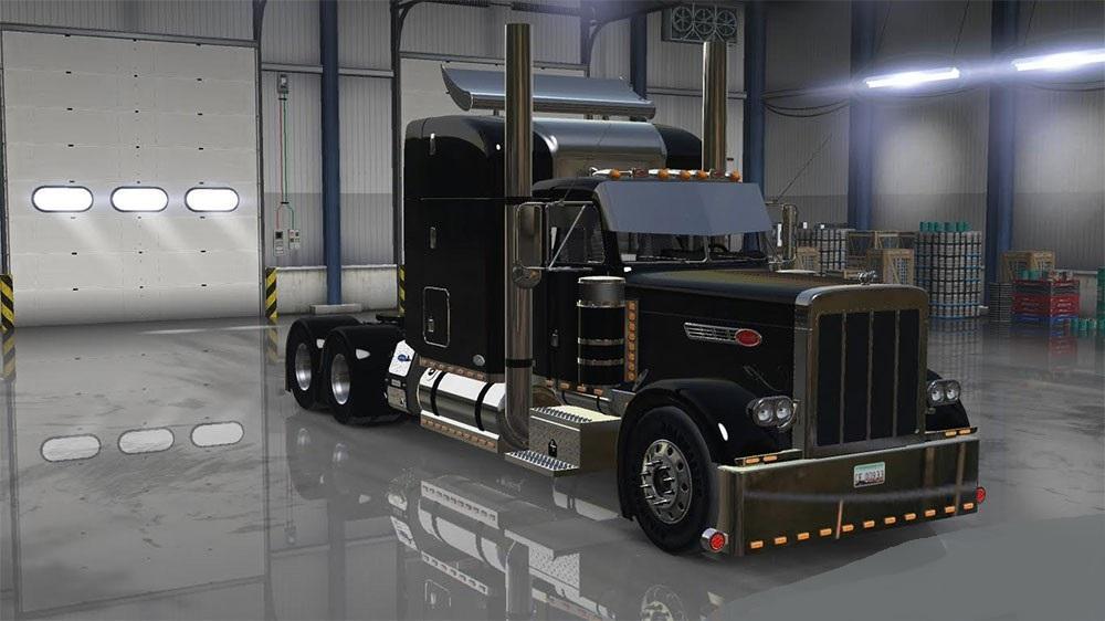 1999 Peterbilt 379 Custom V1 3 Truck