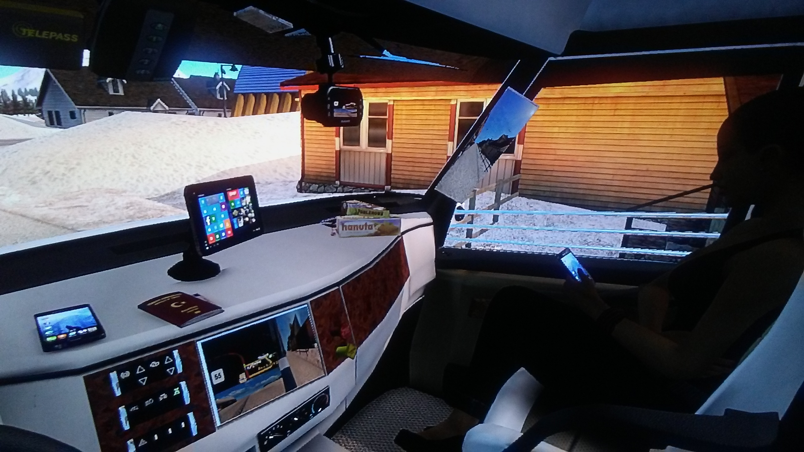 Concept truck 2020 ATS... Futuristic Bus