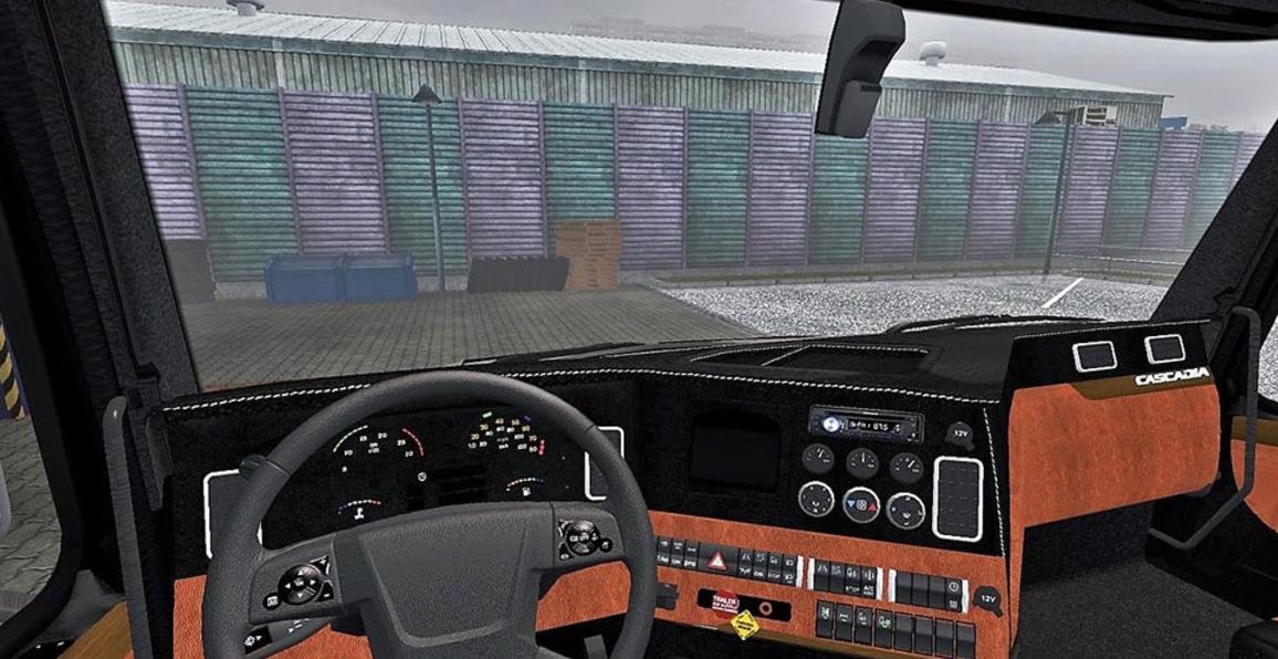FREIGHTLINER CASCADIA 2018 v2 0 truck ATS - ATS Mod