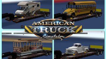 Mexuscan Map v 1 9 3 ATS - ATS Mod   American Truck