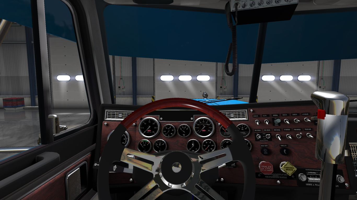 Peterbilt 379 EXHD Custom Mod