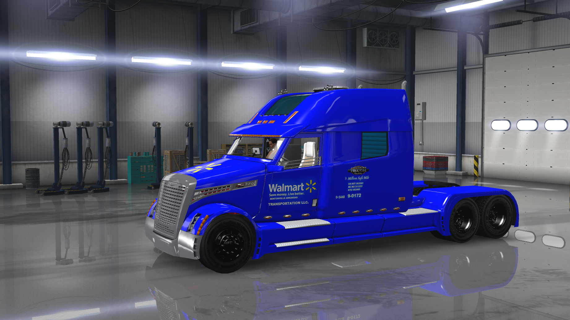 walmart 3 m s m concept 2020 truck ats mod american truck simulator mod. Black Bedroom Furniture Sets. Home Design Ideas