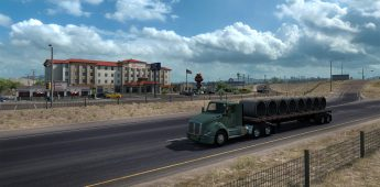 American Truck Simulator – New Mexico DLC (1)