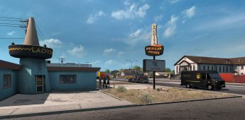 American Truck Simulator – New Mexico DLC (2)