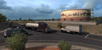 American Truck Simulator – New Mexico DLC (4)
