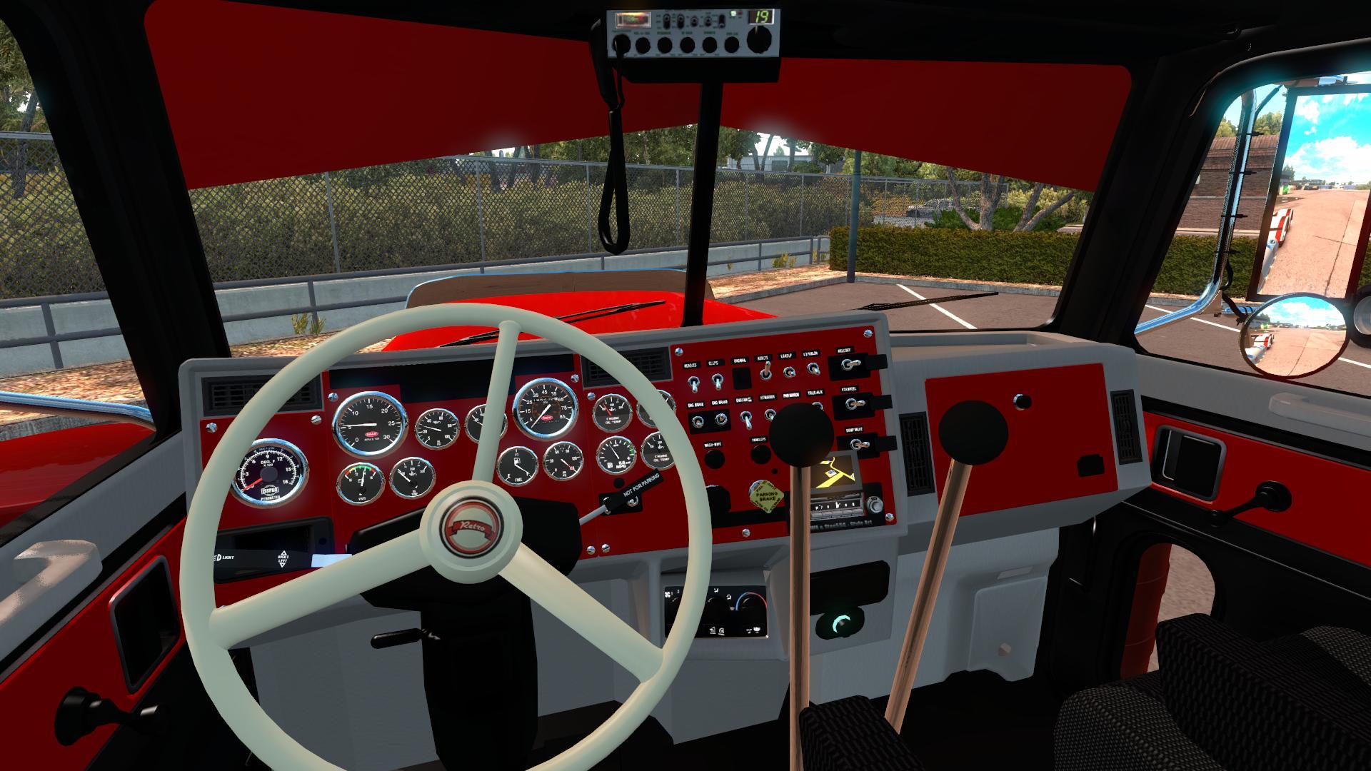 Modified Peterbilt 389 Truck V2 1 Ats Mod American Truck Simulator Mod