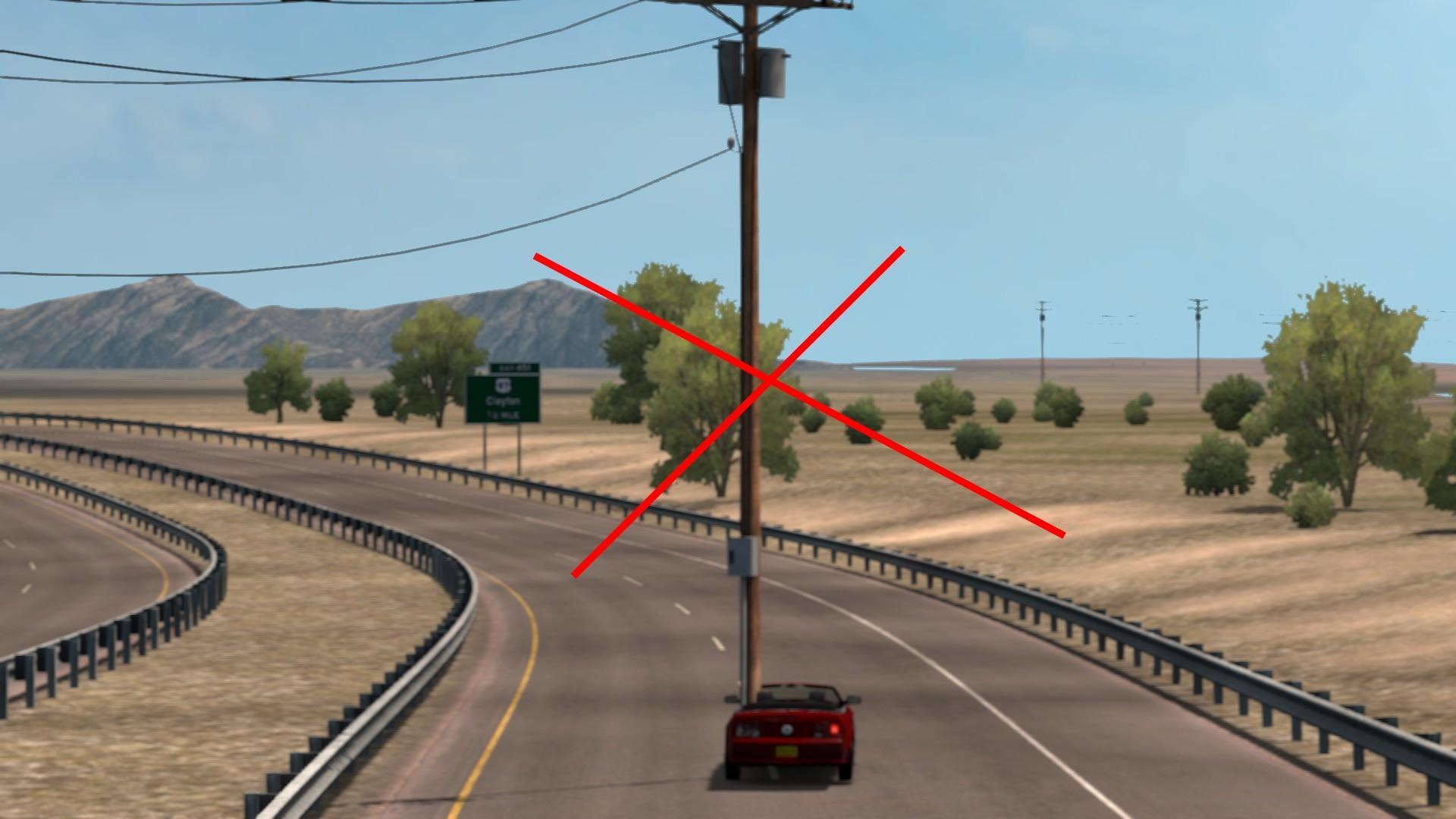 MAP COAST TO COAST V2 3 5 for ATS - ATS Mod | American Truck