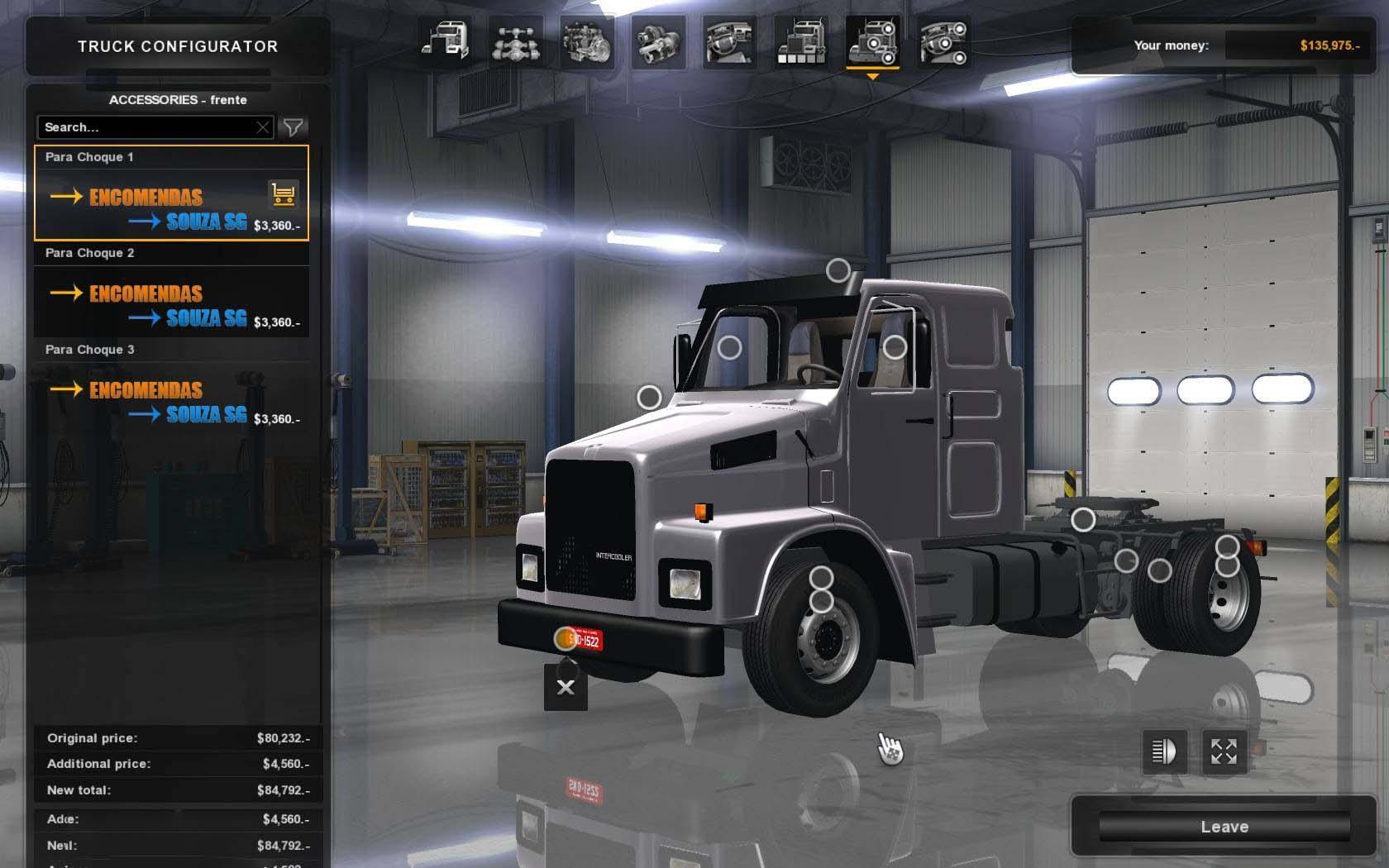 VOLVO N10 1994 TRUCK V1.0 - ATS Mod | American Truck ...