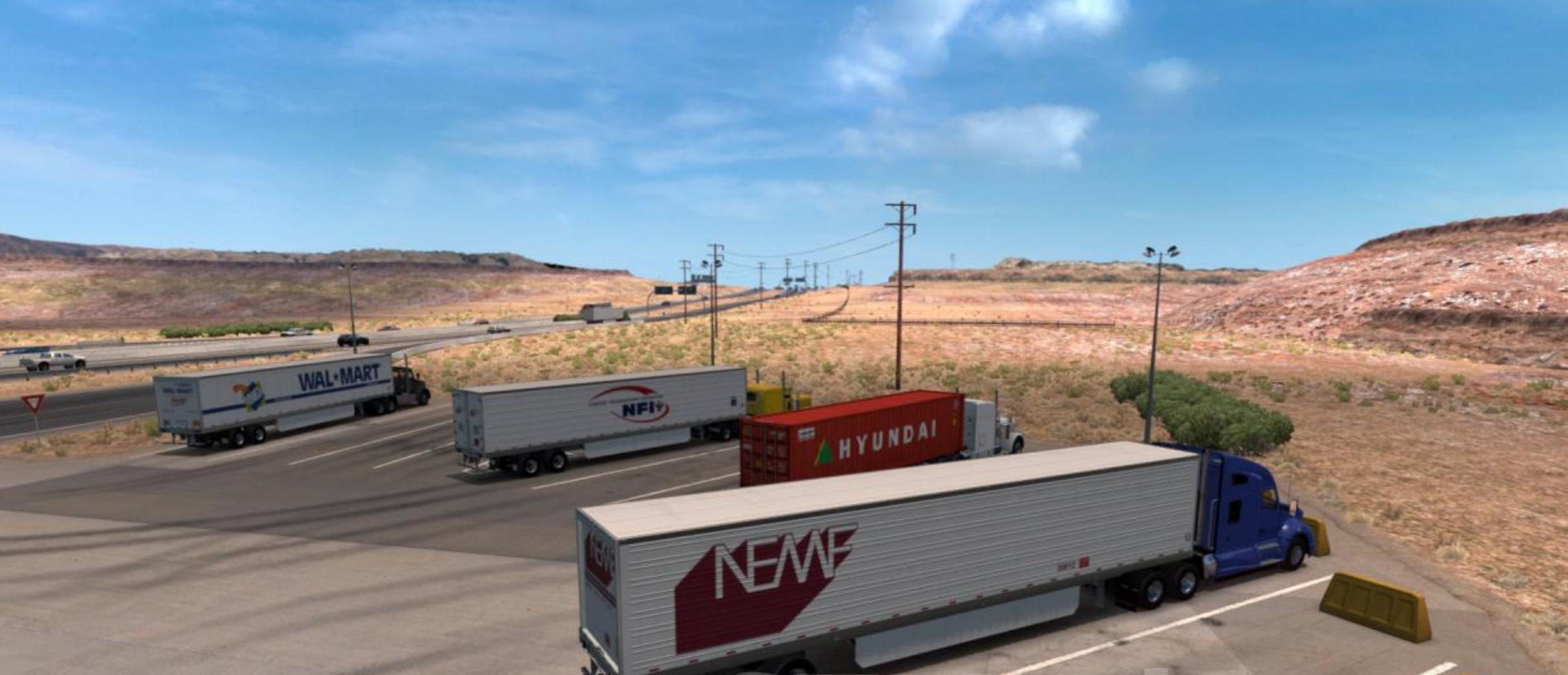 Sisl S Trailer Pack Usa V1 1 Ats Mod American Truck