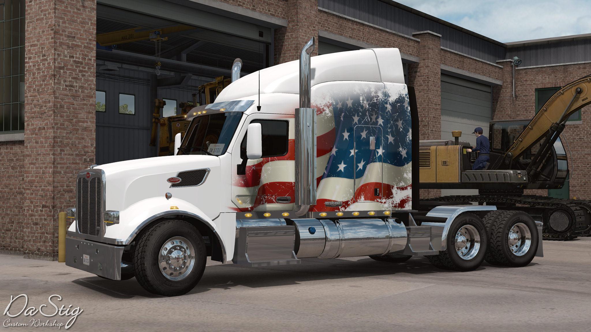 Peterbilt 567 Truck v13.06.18 1.31.x