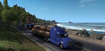 American Truck Simulator – Oregon DLC (1)