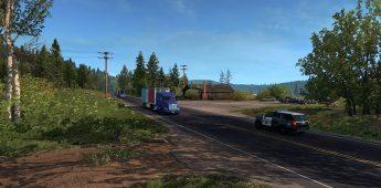American Truck Simulator – Oregon DLC (3)