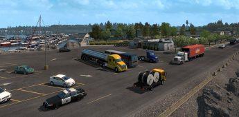 American Truck Simulator – Oregon DLC (4)