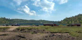 American Truck Simulator – Oregon DLC (5)