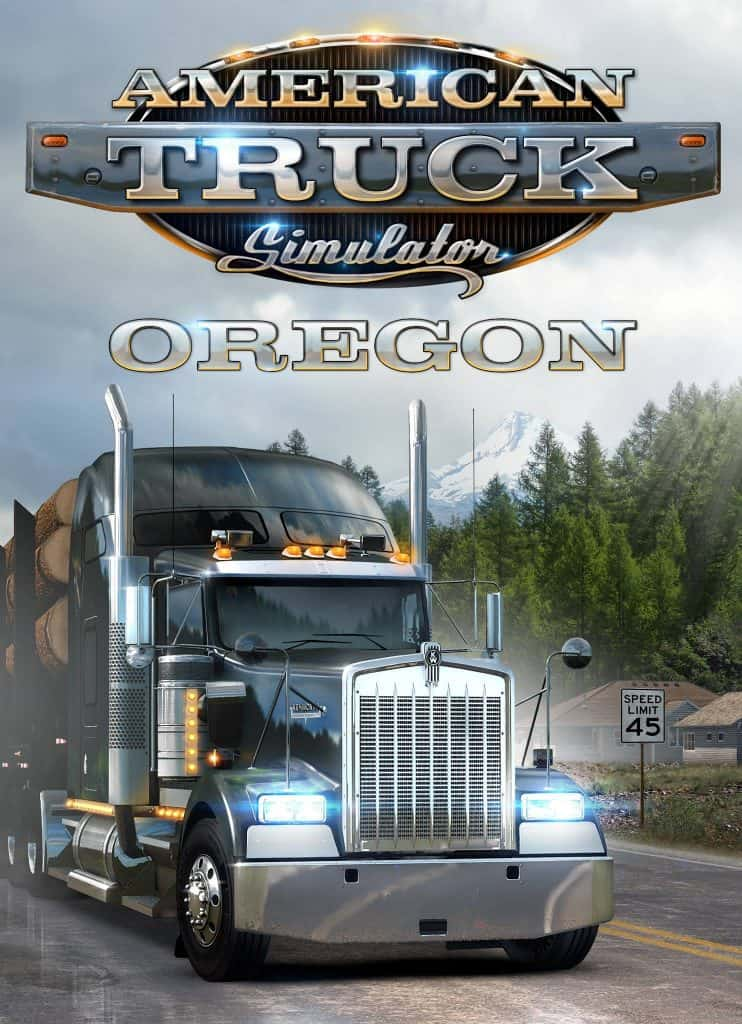 american truck simulator oregon dlc ats mod american. Black Bedroom Furniture Sets. Home Design Ideas
