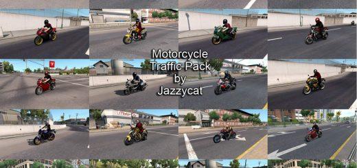 AI Traffic Pack by Jazzycat v1 5 2 mod - ATS Mod | American