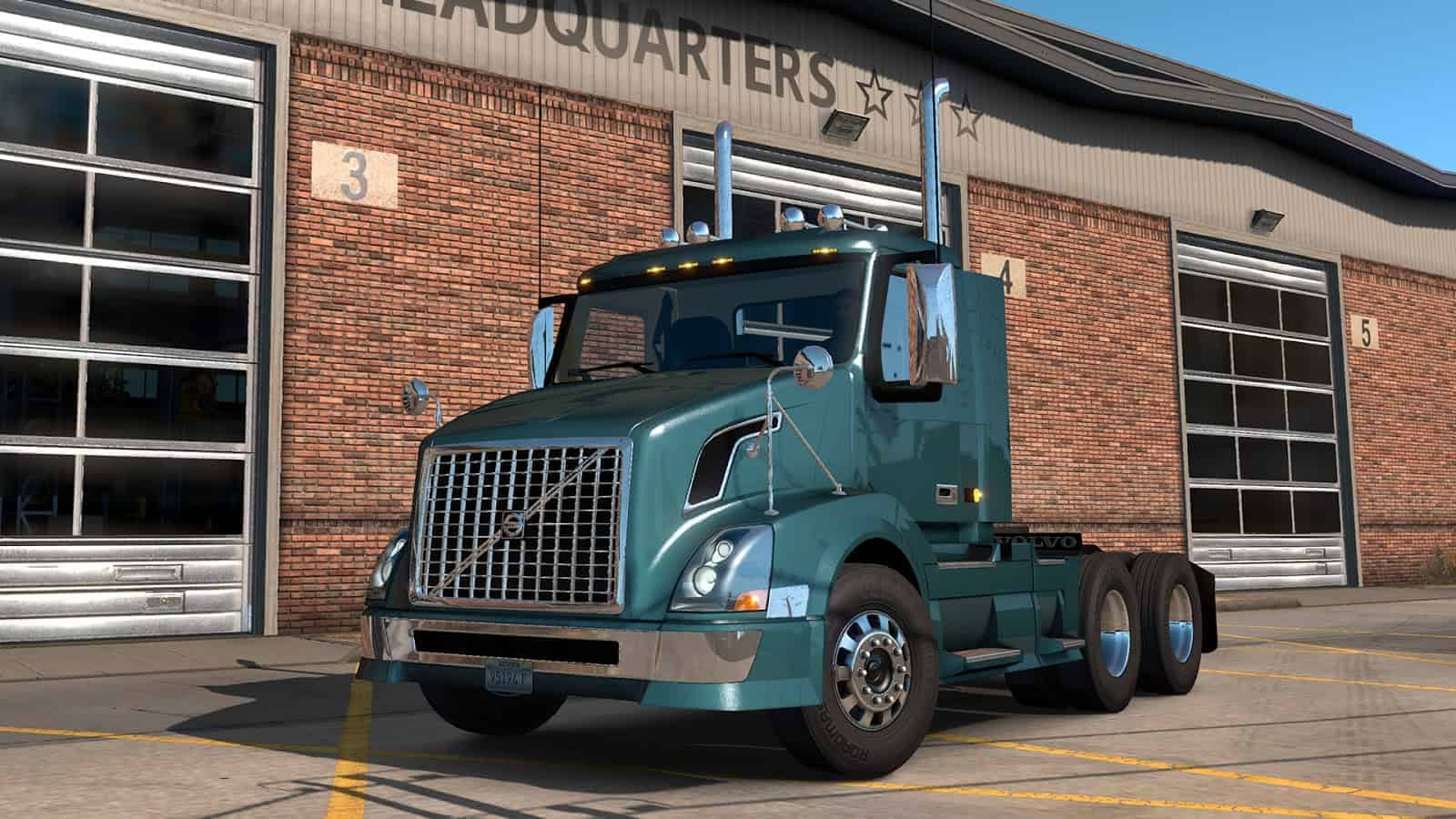 volvo vnl coming to american truck simulator ats mod. Black Bedroom Furniture Sets. Home Design Ideas