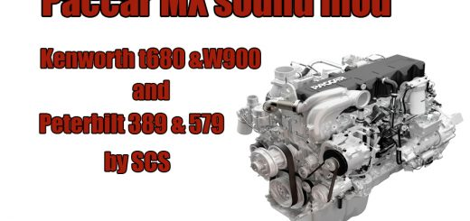 REAL CAT 3406e (15lt) SOUND FOR KENWORTH W900 1 35 Mod - ATS Mod
