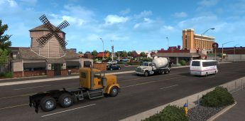 American Truck Simulator – Washington DLC (1)