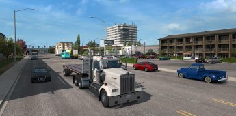 American Truck Simulator – Washington DLC (2)