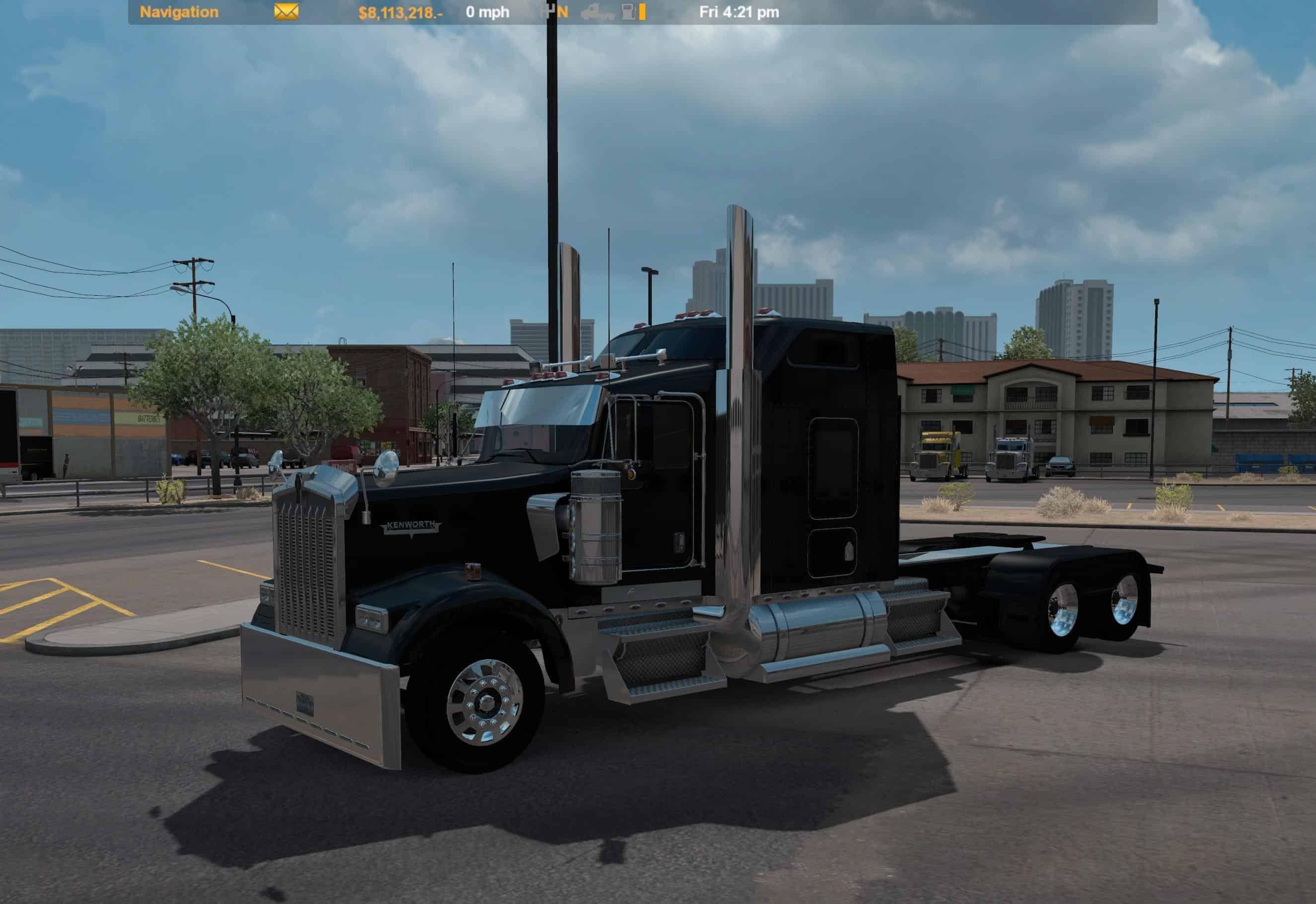Scs w900 add-on 1 35 Mod - ATS Mod | American Truck