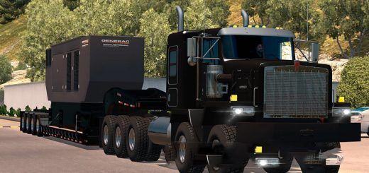 ATS Mods | American Truck Simulator Mods