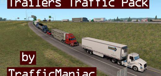 ATS Traffic mods | American Truck Simulator Traffic mods